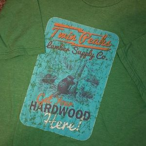 """Twin Peaks"" Bar Shirt"